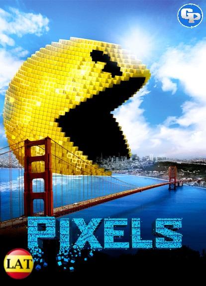 Pixels (2015) LATINO