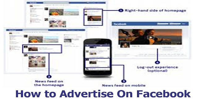 Advertisements on Facebook | How To Advertise On Facebook