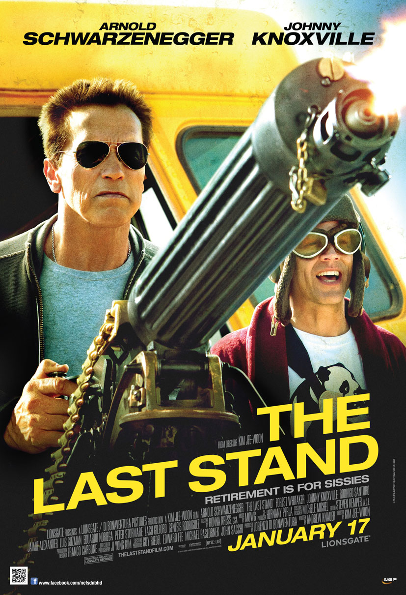 The Last Stand (2013) | Movie review | ColourlessOpinions.com™