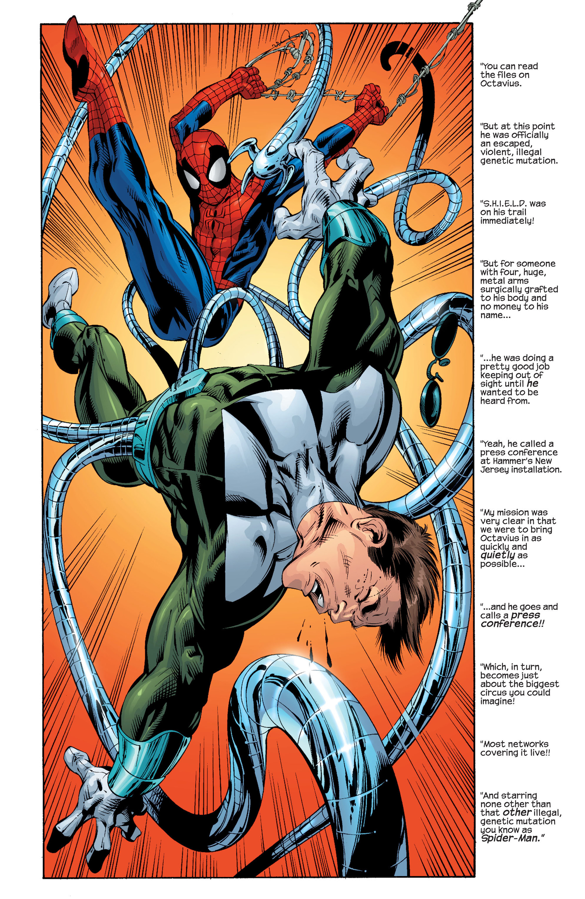 Read online Ultimate Spider-Man (2000) comic -  Issue #46 - 5