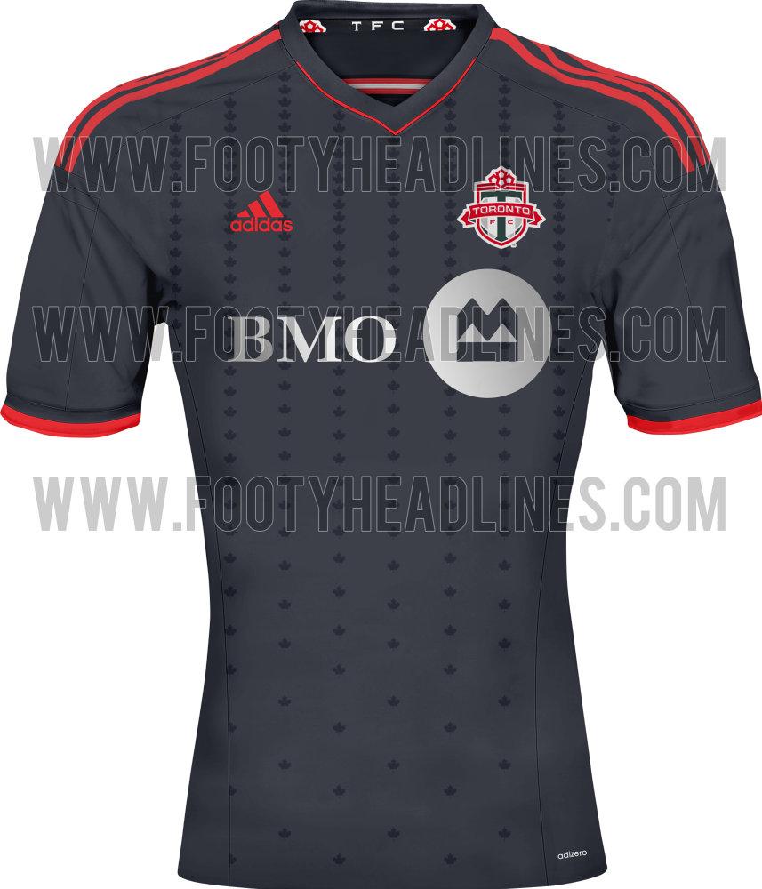 4d2080354c0 Exclusive! Toronto FC 2014 Away Jersey Leaked - Sports kicks