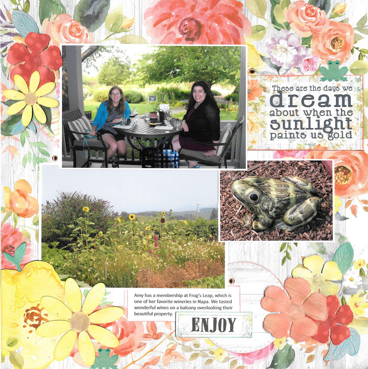 Blog Quick Quotes Fields Of Flowers With Louise