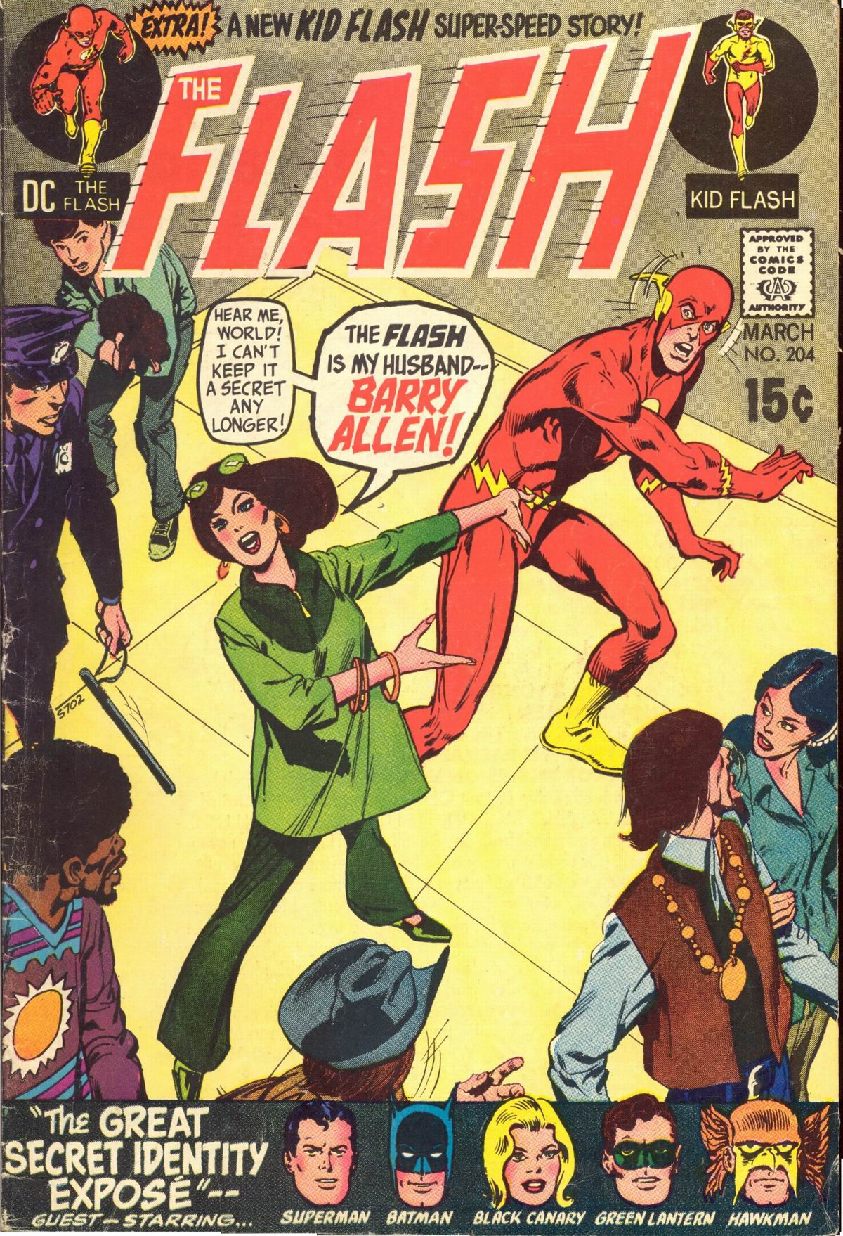 The Flash (1959) 204 Page 1