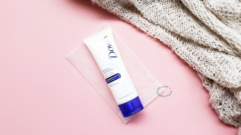 [REVIEW] Dove Beauty Moisture Facial Foam*