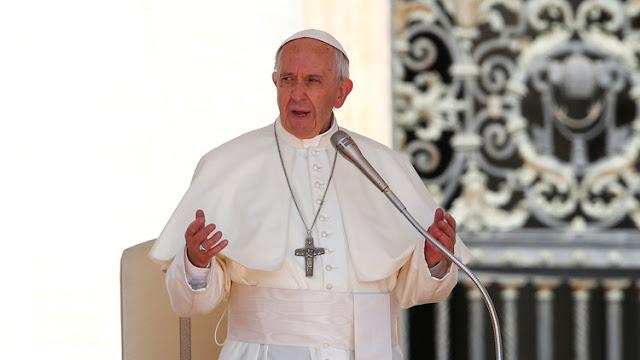 """El papa Francisco llama a luchar contra """"una de las formas modernas de la esclavitud"""""""