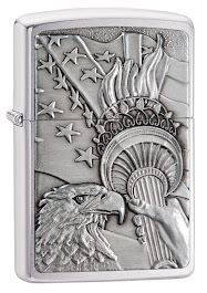 Zippo Patriotic Lighters
