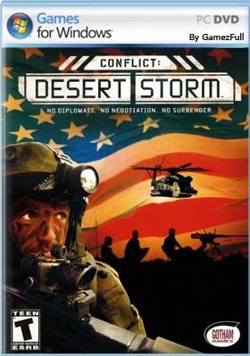 Conflict Desert Storm PC [Full] Español [MEGA]