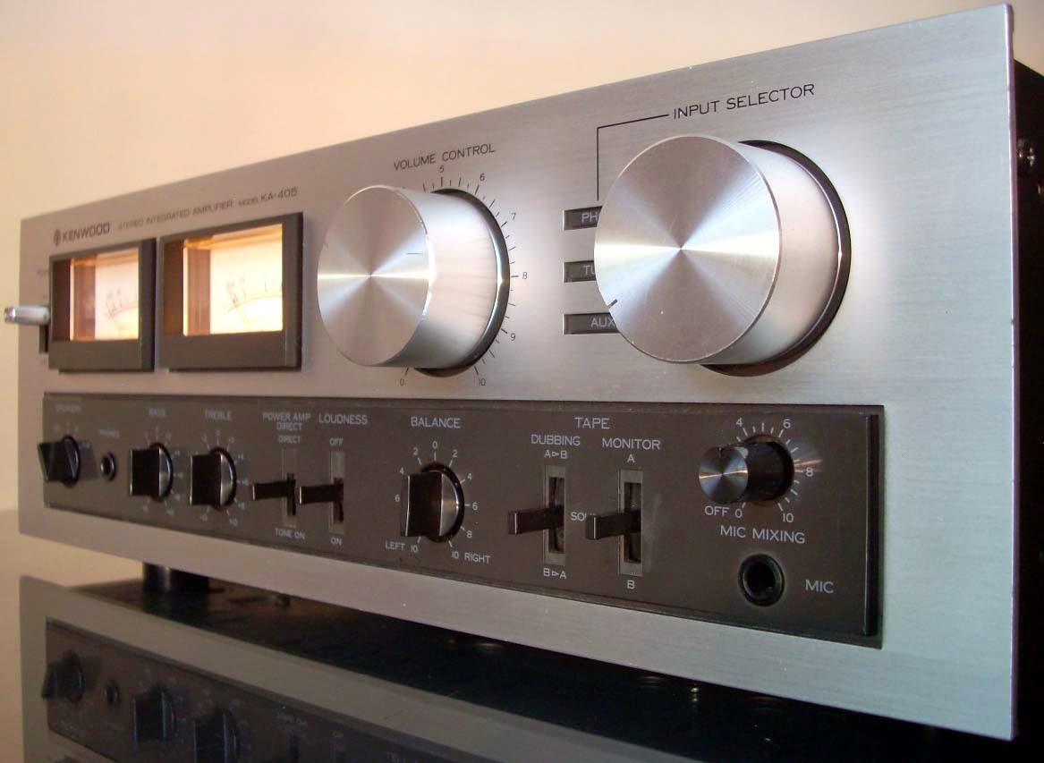 Винтажная аудиотехника Hi-Fi и виниловые пластинки LP