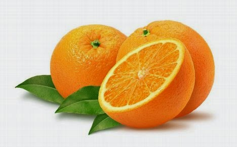 Orange Have Fibers (Coats the Digestive Track)