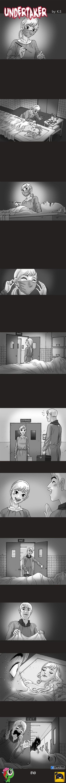 Silent Horror chap 114: Trang điểm xác chết