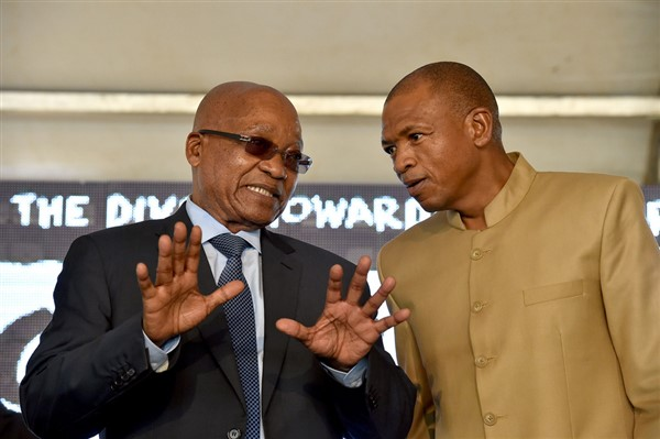 Politics Today: Zuma's Ally To Resign Amid Corruption Allegations