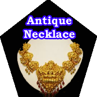 Necklace in Ujjain