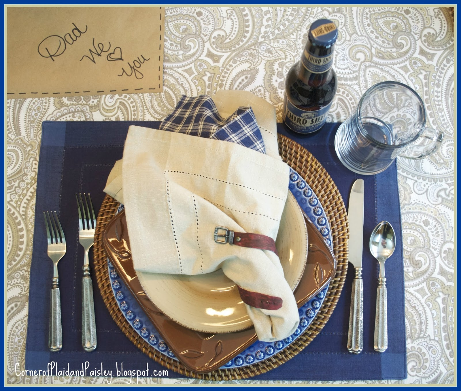 fathers day table - HD1600×1356