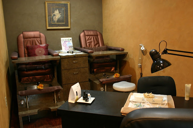 Salon Greco in Suwanee, GA is the perfect place for Mom to spend a relaxing Mother's Day.