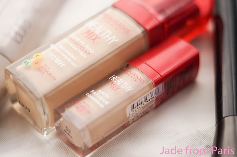 healthy mix bourjois