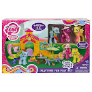 My Little Pony Playtime Fun Play Set Fluttershy Brushable Pony