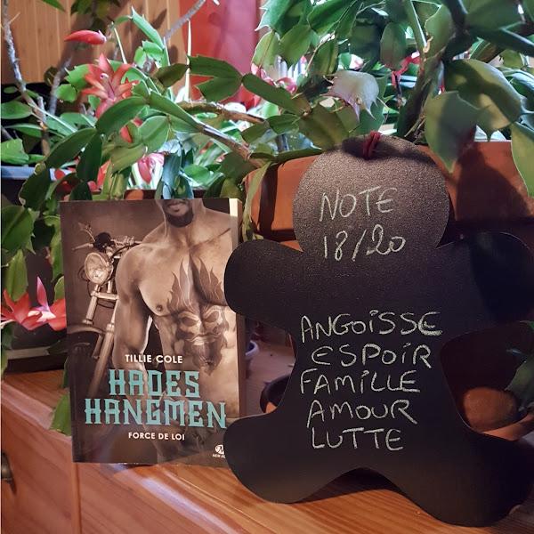 Hades Hangmen, tome 6 : Force de loi de Tillie Cole