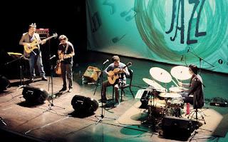 Una cita de talentos en el Guatemala Jazz Festival natu / stereojazz