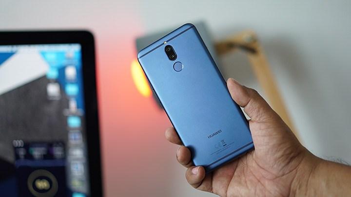 Trên tay điện thoại Huawei Nova 2i
