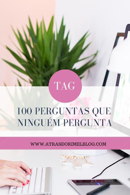Tag: 100 perguntas que ninguém pergunta