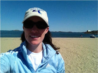Oyster reef restoration supporter Brianne Callahan
