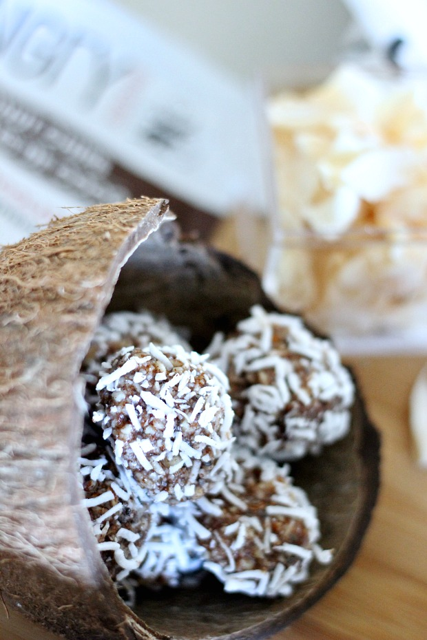 Buddha Brands Co- Coconut Almond Balls