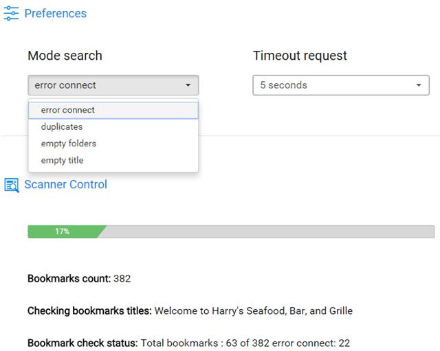 Bookmark-Checker-Chrome-Extension