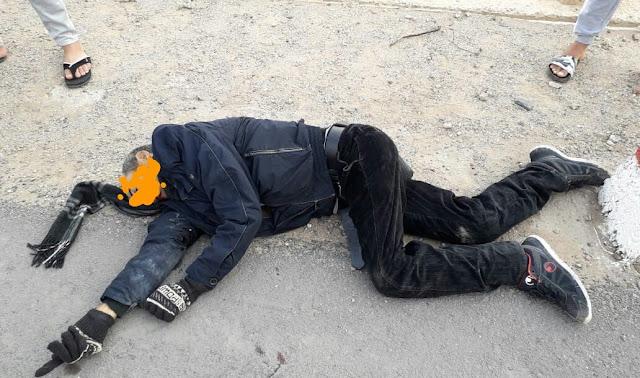 حادثة سير بالقرب من جماعة بن خليل تؤدي بحياة خمسيني