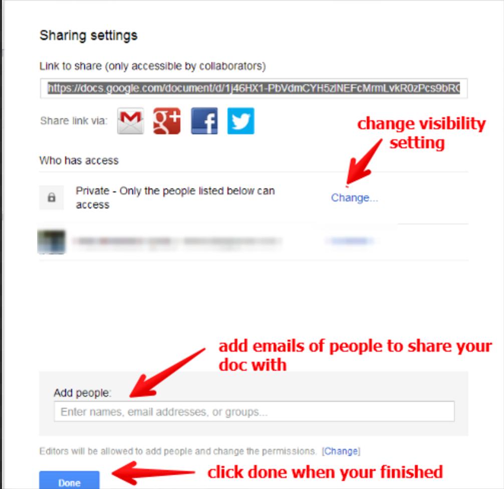 9 steps to create a classroom poster using google docs, Presentation templates