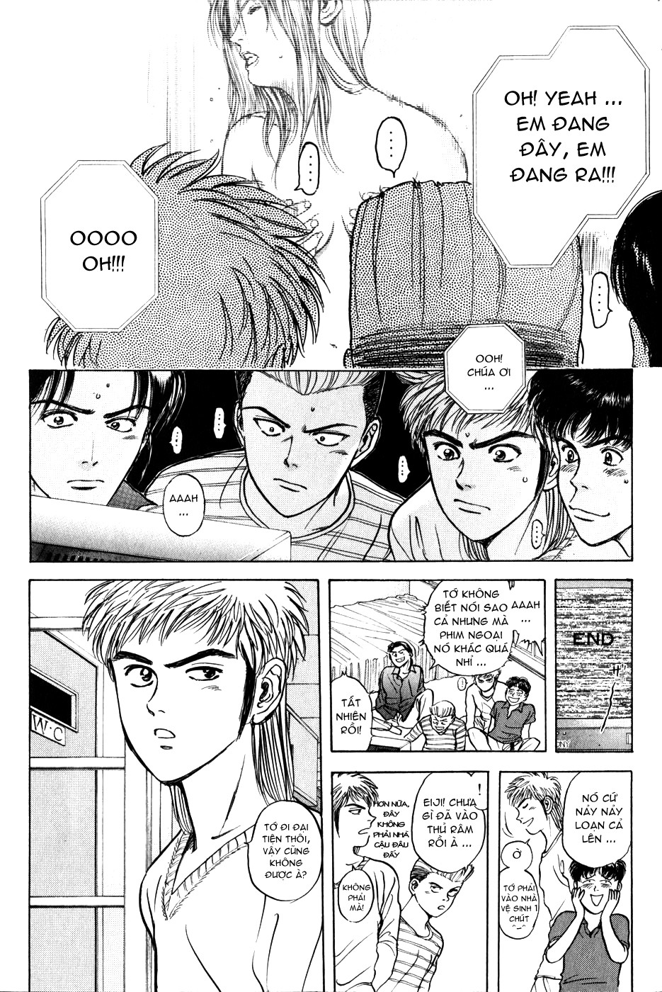 Psychometrer Eiji chapter 26 trang 4