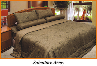 Sprei & BedCover Impression - Salvatore Army