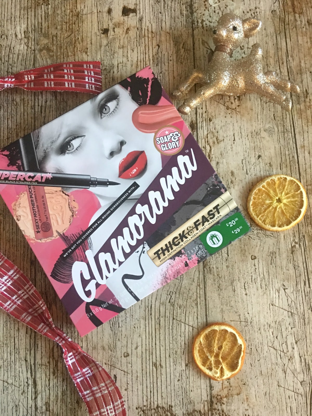 soap & Glory Glamorama