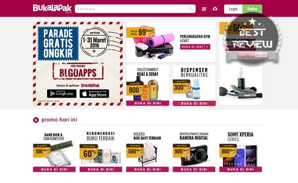 Situs Jual Beli - Online Marketplace Terbaik dan Terpopuler di Indonesia