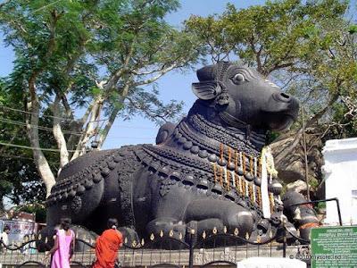chamundi nandi temple mysore
