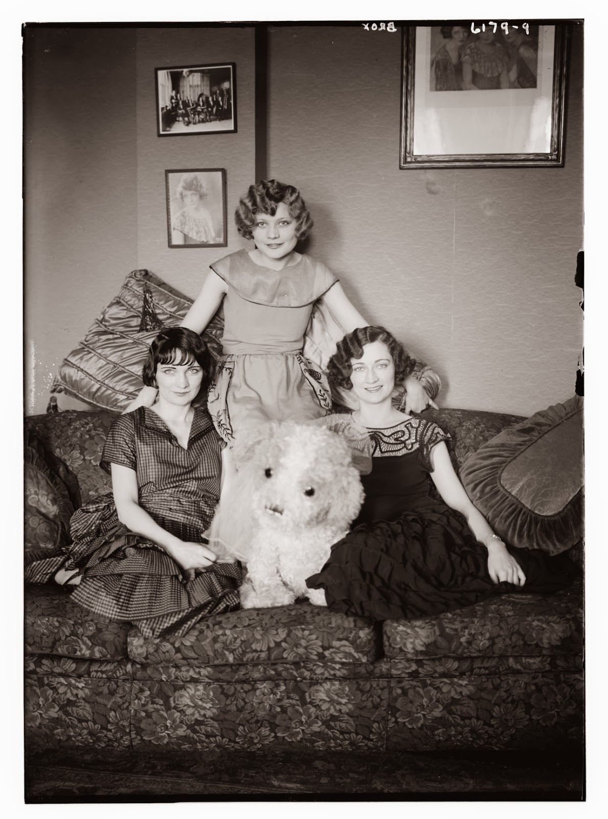 Vintage Photos Of The Brox Sisters In The 1920s Vintage