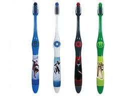 Prueba cepillo de dientes eléctrico de Star Wars