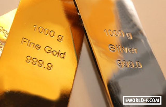 EQUITY WORLD Emas, perak diperdagangkan lebih tinggi menjelang keputusan kebijakan Fed