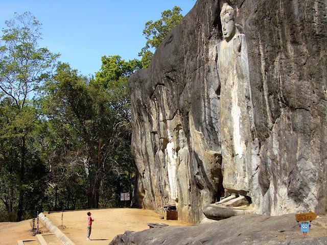 Templo de Buduruwagala - Sri Lanka