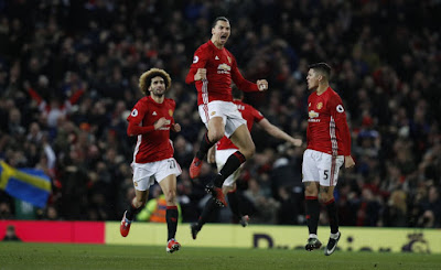 Zlatan Ibrahimovic Rescues Man United Against Liverpool 1-1 Draw