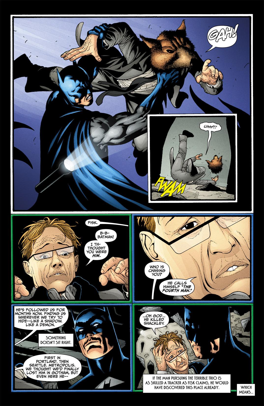 Detective Comics (1937) 832 Page 6