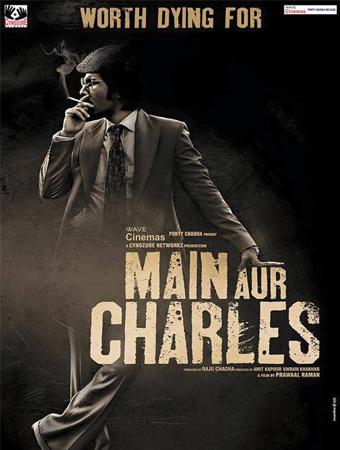 Main Aur Charles 2015 Hindi 480p WEB HDRip 350mb