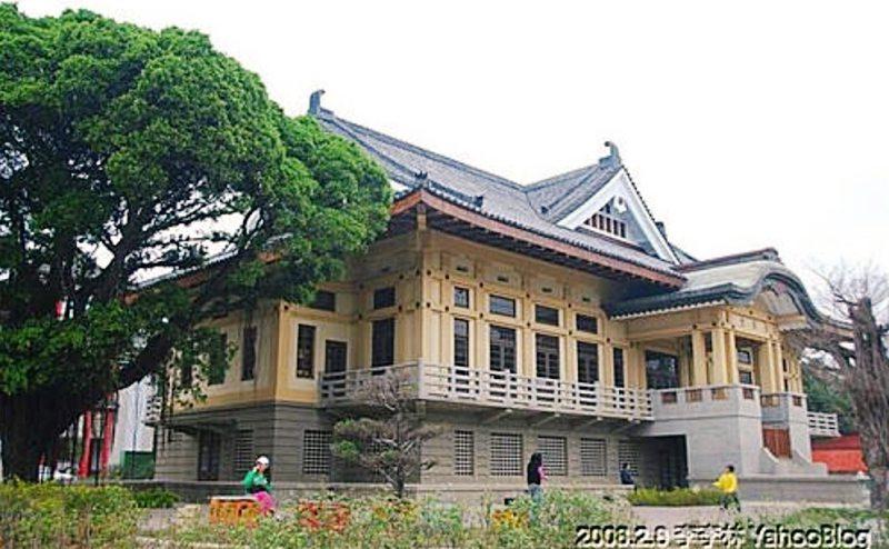 台南忠義國小|武德殿