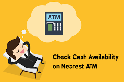 Find Nearby ATM With Cash