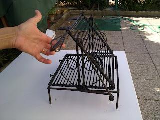 Ditta brogani maurizio lavori in ferro battuto e restauri for Grate in ferro battuto immagini