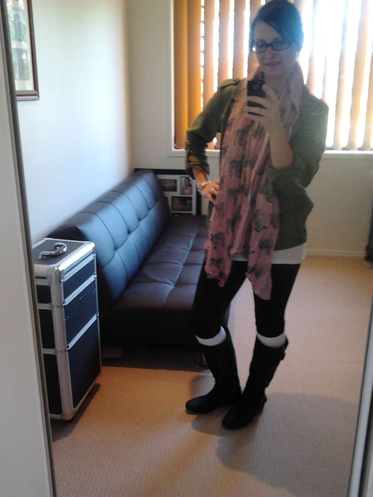 Make Me Up Head To Toe: Outfit Of The Day
