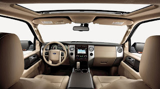 Ford Expedition Models: Overhead console, power steering (Electric)