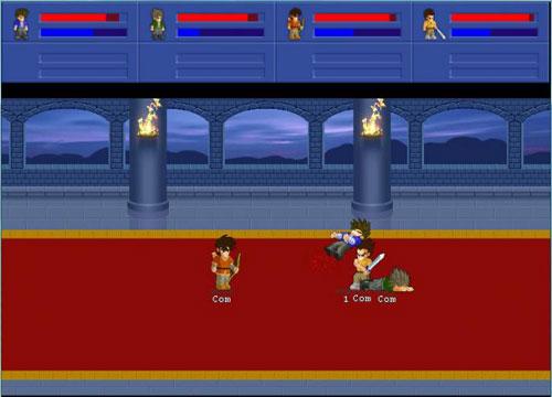 تحميل لعبة الكاراتية والكونغ فو الجديدة المقاتل الصغير