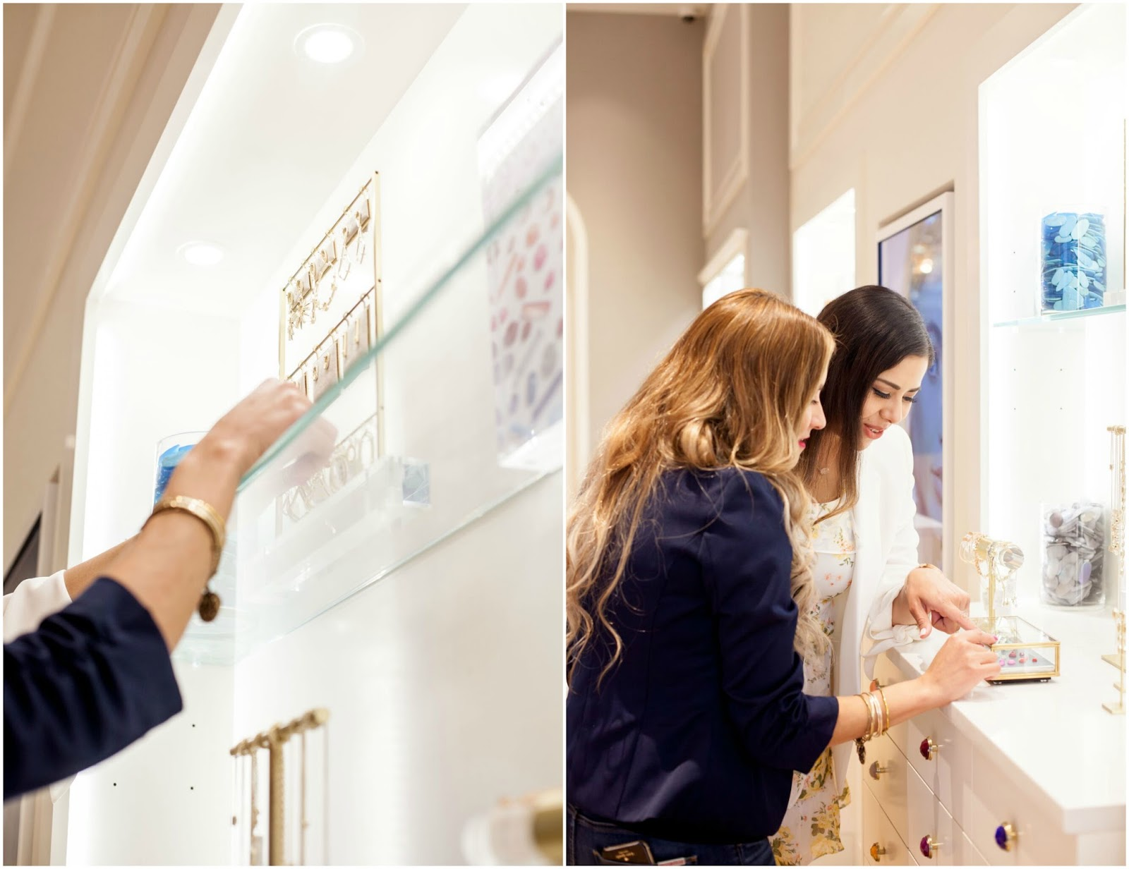 Kendra Scott UTC shopping experience