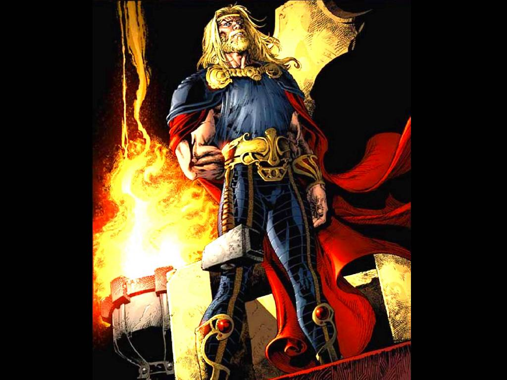 Wallpapers Photo Art Mighty Thor Wallpapers