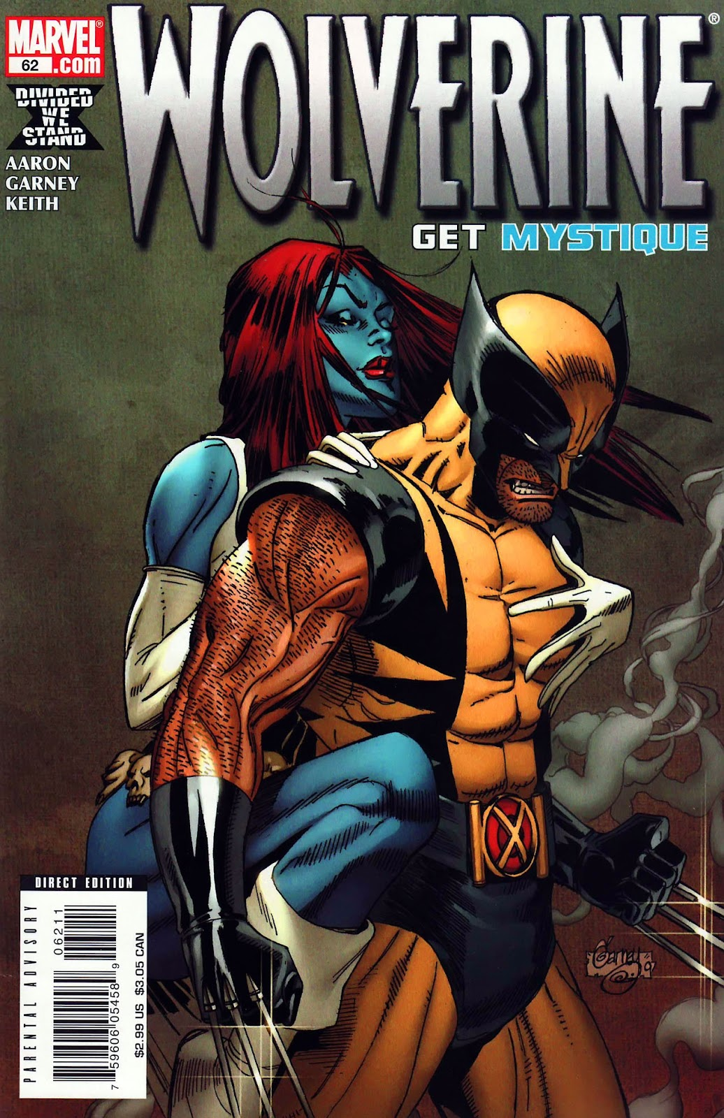 Read online Wolverine (2003) comic -  Issue #62 - 1